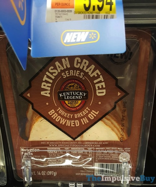 Kentucky Legend Artisan Crafted Series Turkey Breast Browned in Oil