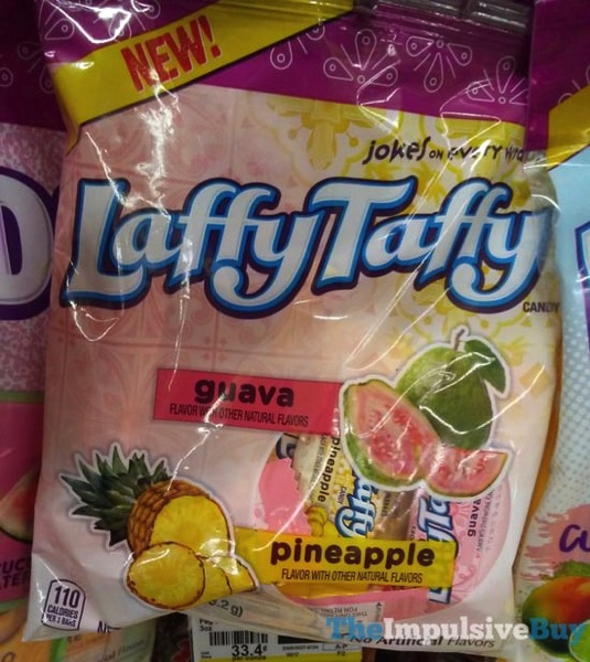 Laffy Taffy Guava and Pineapple
