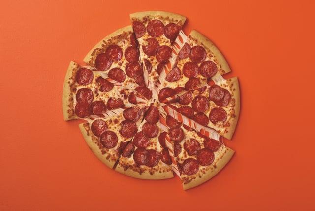 Little Caesars ExtraMostBestest Pizza