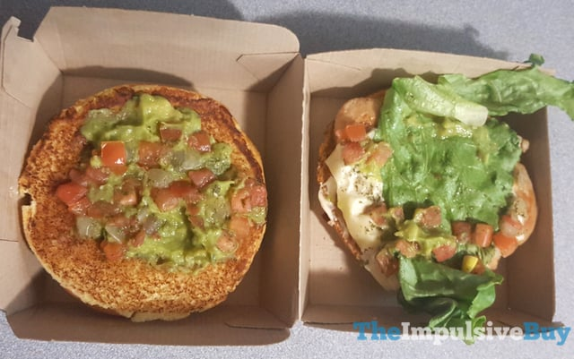 McDonald s Signature Crafted Recipes Pico Guacamole