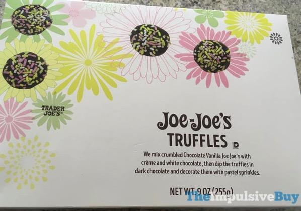 Trader Joe s Joe Joe s Truffles