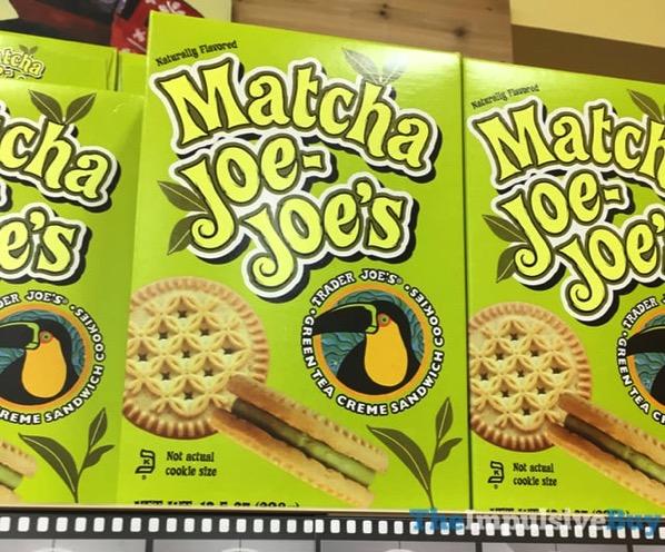 Trader Joe s Matcha Joe Joe s