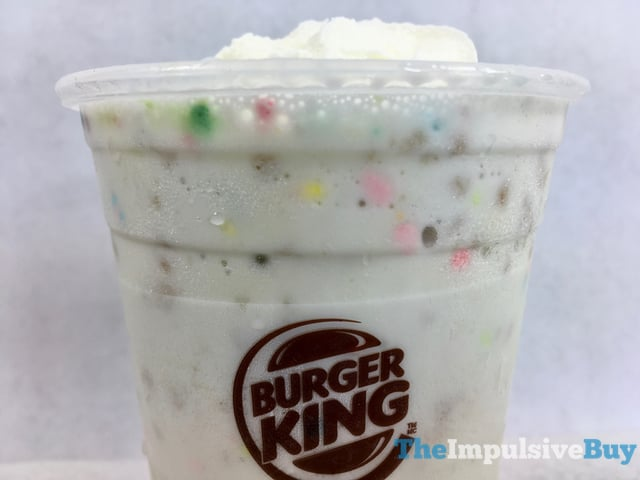Burger King Lucky Charms Shake 2