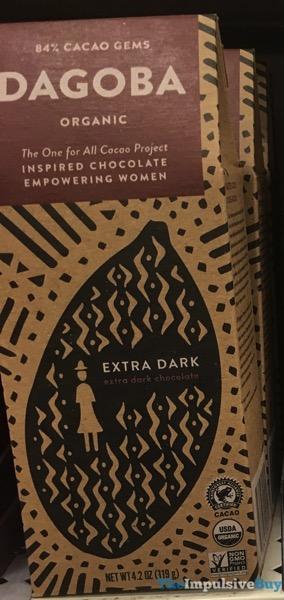 Dagoba Extra Dark 84 Cacao Gems