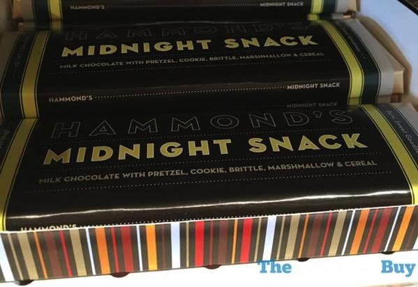 Hammond s Midnight Snack Bar