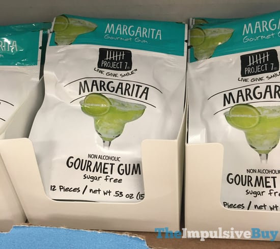 Project 7 Margarita Gourmet Gum