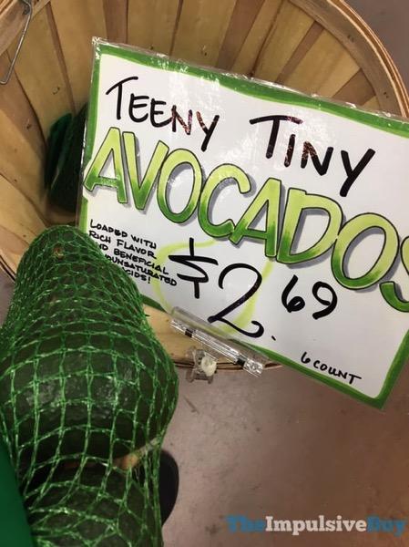 Trader Joe s Teeny Tiny Avocado