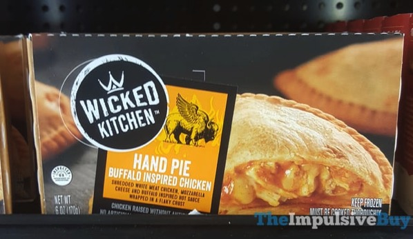 Wicked Kitchen Buffalo Inspired Chicken Hand Pie