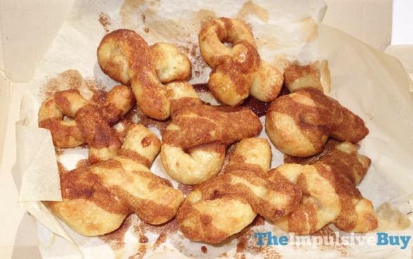 Domino s Cinnamon Bread Twists