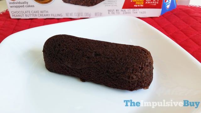 Hostess Chocolate Peanut Butter Twinkies 3