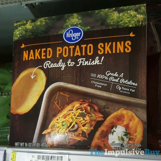 Kroger Naked Potato Skins