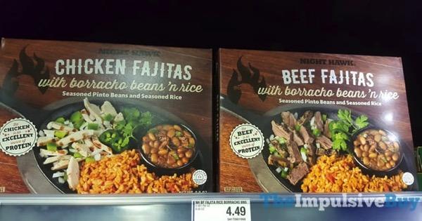 Night Hawk Chicken and Beef Fajitas
