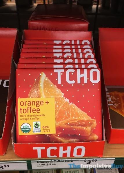 TCHO Orange + Toffee