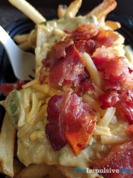 Wendy s Bacon Queso Fries 2