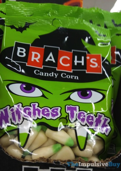 Brach s Witches Teeth Candy Corn