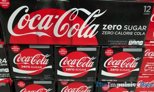 Coca Cola Zero Sugar 12 Pack