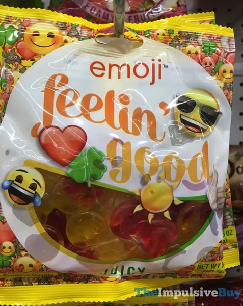 Emoji Feelin Good Juicy Gummy Candy
