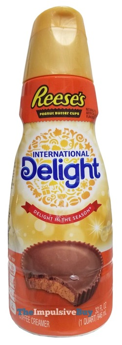 International Delight Reese s Peanut Butter Cups Coffee Creamer