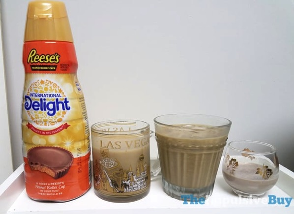 International Delight Reese s Peanut Butter Cups Coffee Creamer 2
