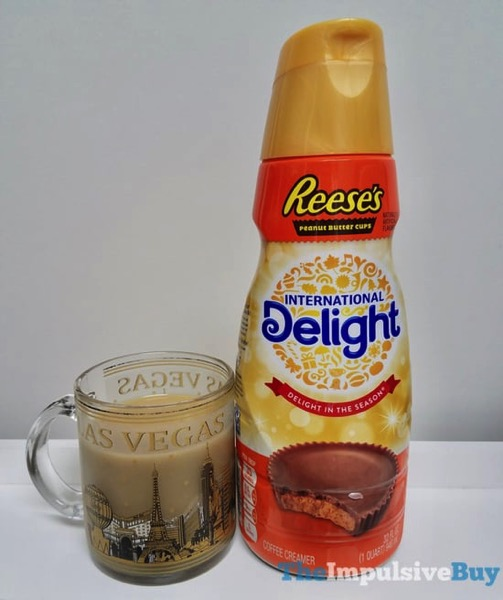 International Delight Reese s Peanut Butter Cups Coffee Creamer 4