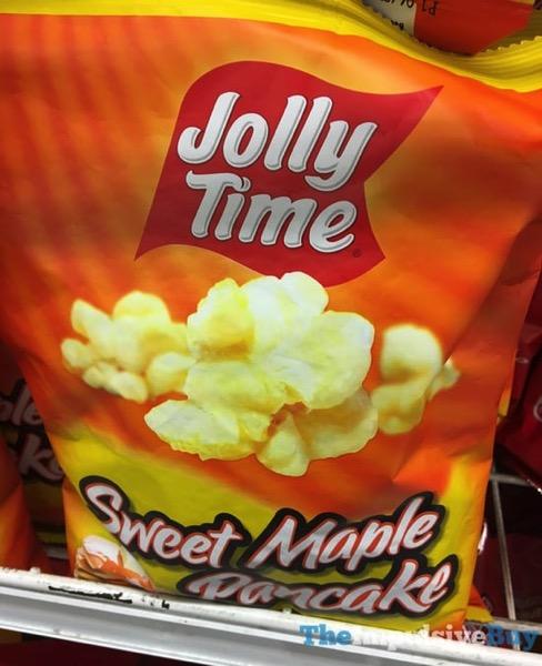Jolly Time Sweet Maple Pancake Popcorn