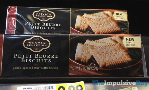 Kroger Private Selection Petit Beurre Biscuits