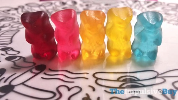 Limited Edition Haribo Gold Bears Mystery Flavors 10