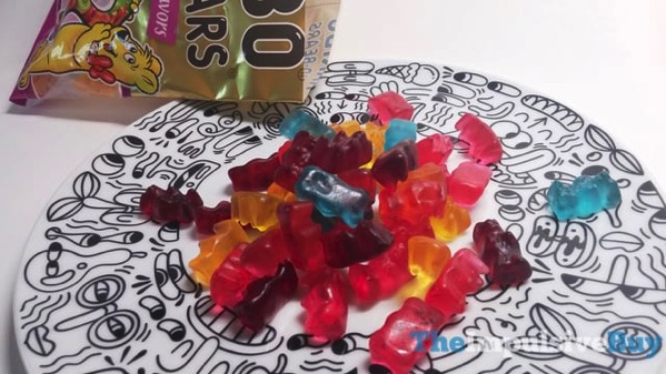 Limited Edition Haribo Gold Bears Mystery Flavors 3