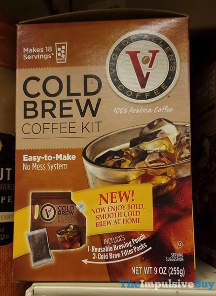 Victor Allen s Cold Brew Coffee Kit