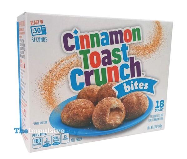 1 Cinnamon Toast Crunch Bites