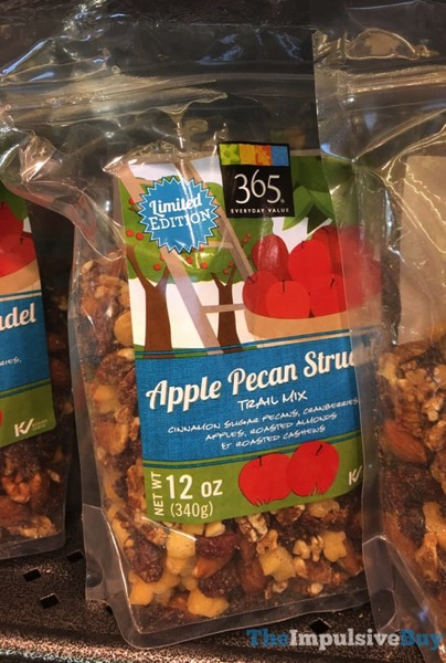 365 Everyday Value Limited Edition Apple Pecan Strudel Trail Mix