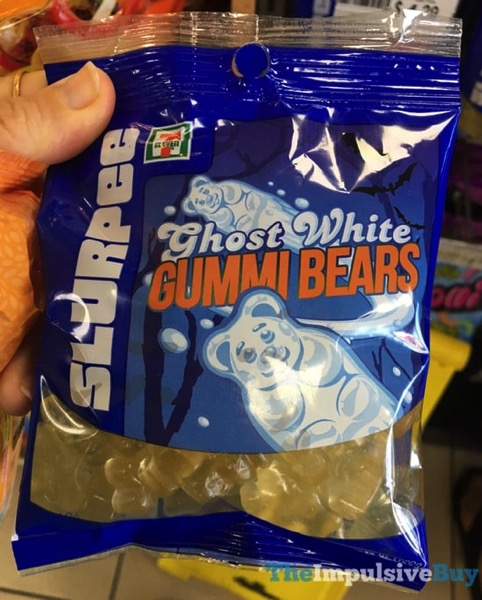 7 Eleven Ghost White Gummi Bears