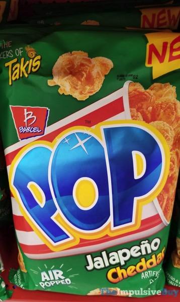Barcel Pop Jalapeno Cheddar Popcorn
