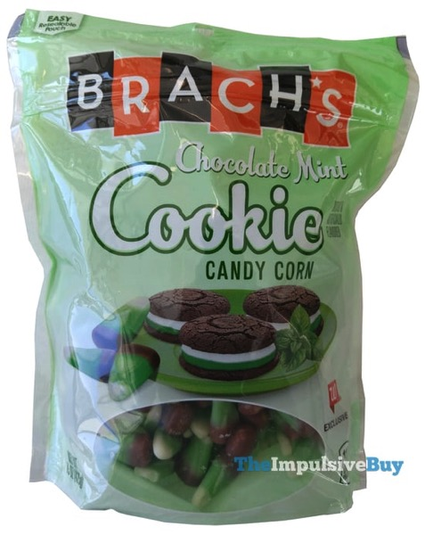 Brach s Chocolate Mint Cookie Candy Corn