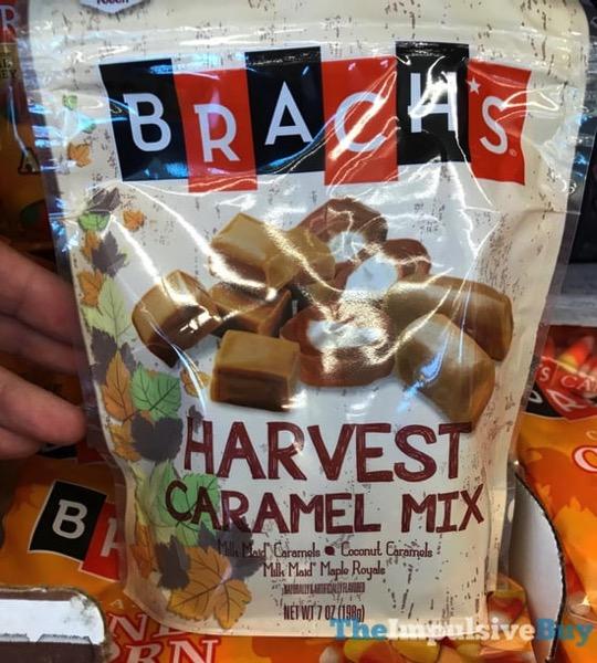 Brach s Harvest Caramel Mix