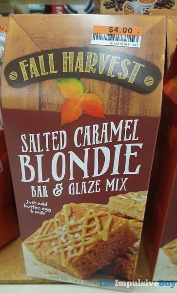 Fall Harvest Salted Caramel Blonde Bar  Glaze Mix
