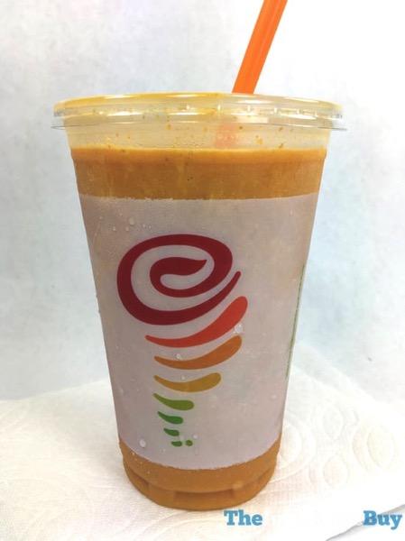 Jamba Juice Pumpkin Protein Smoothie