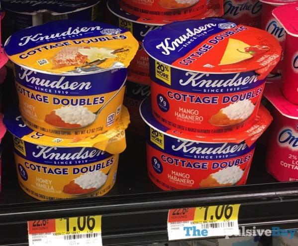 Knudsen Cottage Doubles  Honey Vanilla and Mango Habanero