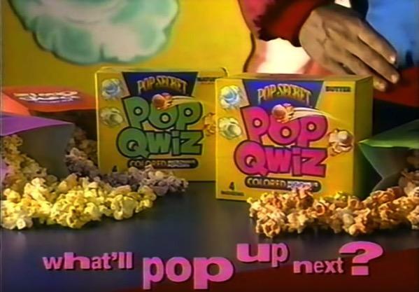 Pop Secret Pop Qwiz