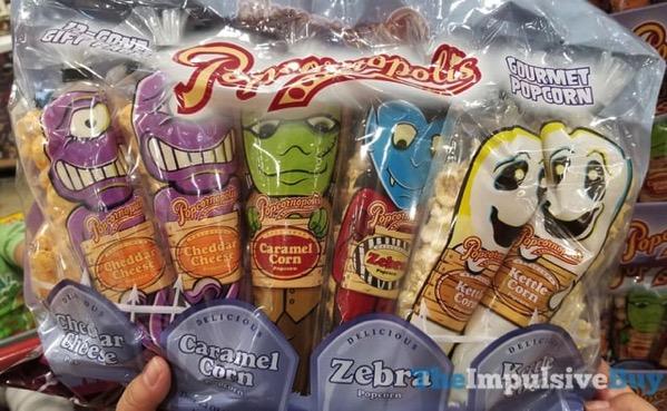 Popcornopolis 12 Cone Halloween Gift Pack