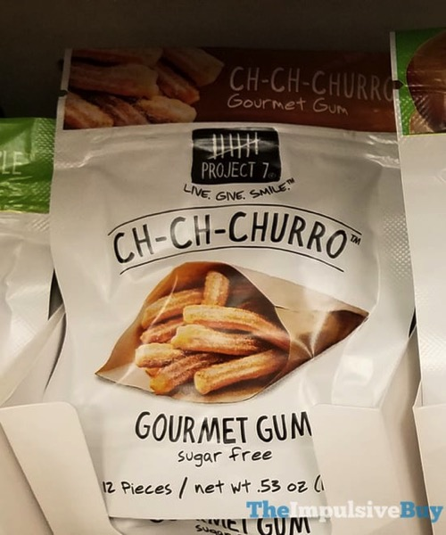 Project 7 Ch Ch Churro Gourmet Gum