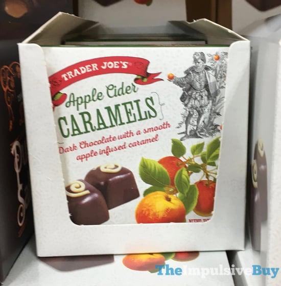 Trader Joe s Apple Cider Caramels