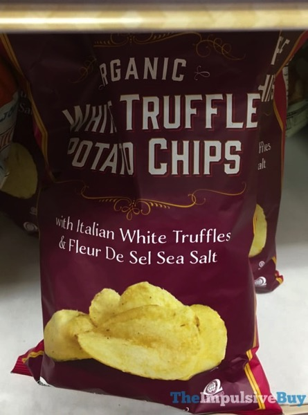 Trader Joe s Organic White Truffle Potato Chips