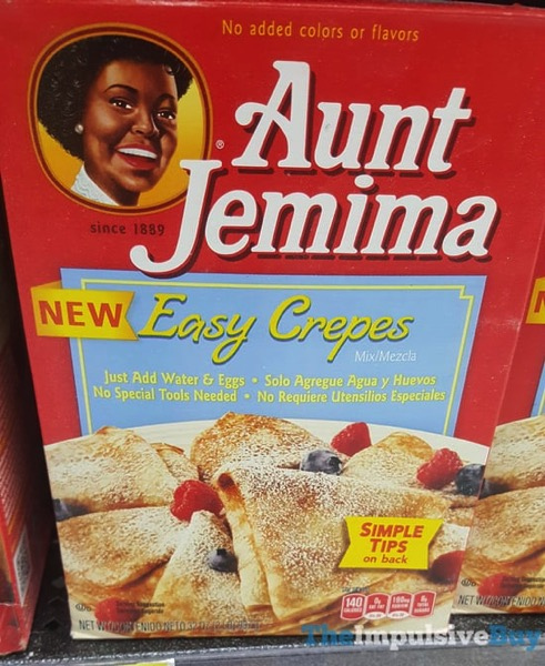 Aunt Jemima Easy Crepes