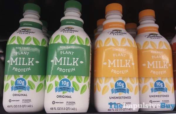 Bolthouse Farms Non Dairy Milk  Original and Unsweetened