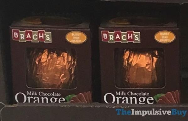Brach s Milk Chocolate Orange