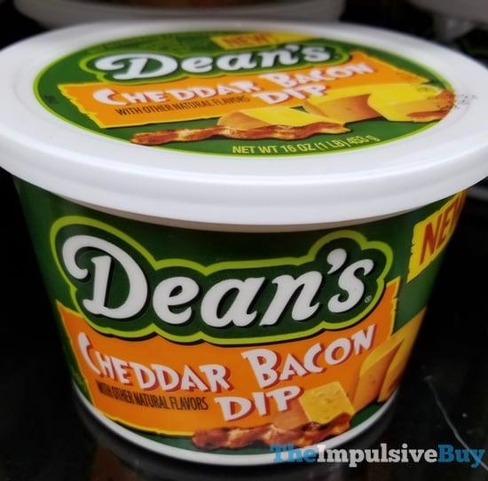 Dean s Cheddar Bacon Dip