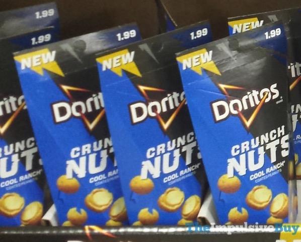 Doritos Cool Ranch Crunch Nuts