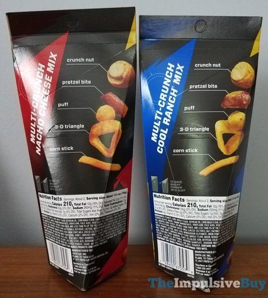 Doritos Crunch Mix  Nacho Cheese and Cool Ranch 2