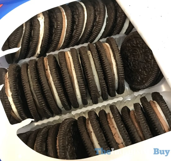 Review Limited Edition Hot Cocoa Oreo Cookies The